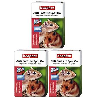 Beaphar Anti-Parasite Spot On for Golden Hamsters and Gerbils