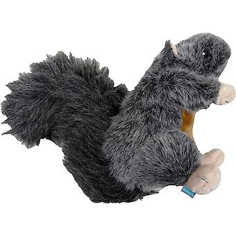 Dog & Co Country Plush Squirrel Dog Toy