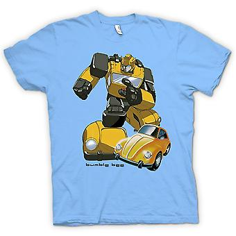 Kinder-T-Shirt - Transformers - Bumblebee - Comic