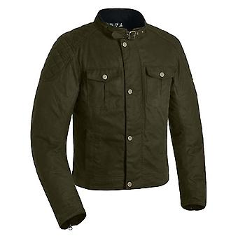 Oxford Green Holwell 1.0 Motorcycle Jacket
