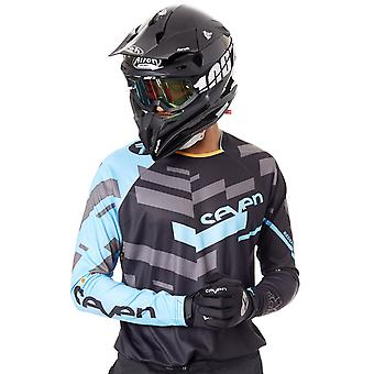 Seven MX Black-Blue 2018 Rival Volume - Limited Edition MX Jersey