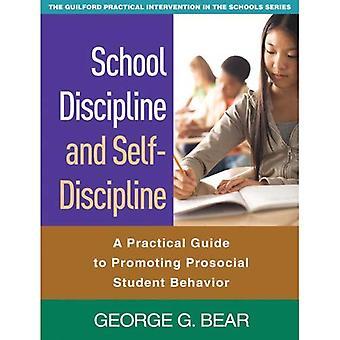 Skolan disciplin och självdisciplin