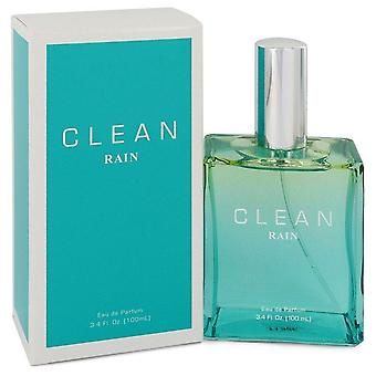 Clean Rain Eau De Parfum Spray Por Clean 100 ml