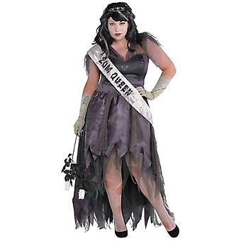 Amscan Costume Queen Cadavader for Adult (Babies and Children , Costumes)