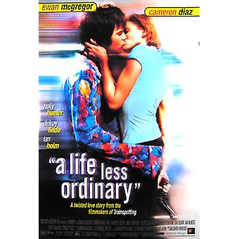 A Life Less Ordinary (Vidéo) Original Video/Dvd Ad Poster