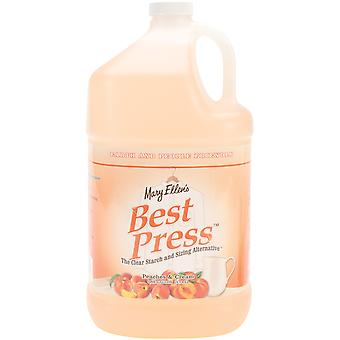 Mary Ellen's Best Press Refills 1 Gallon Peaches & Cream 600G 132