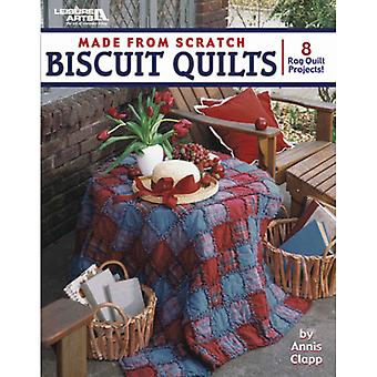 Leisure Arts Made From Scratch Biscuit Quilts La 3750