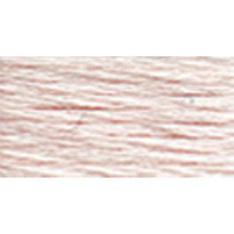 Dmc Six Strand Embroidery Cotton 100 Gram Cone Baby Pink Light 5214 819