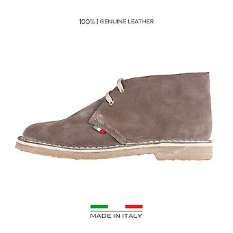 Made in Italia Lace up Brown men's