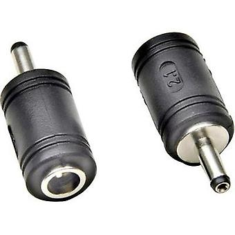 Low power adapter Low power plug - Low power socket 3.5 mm 1.35 mm 5.6 mm 2.1 mm BKL Electronic 1 pc(s)