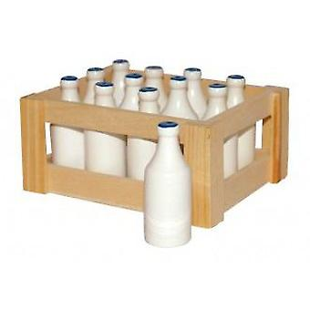 Legler Milk Bottle (Toys , Home And Professions , Professions , House , Food)