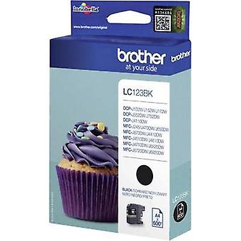 Brother Ink LC-123BK opprinnelige svart LC123BK