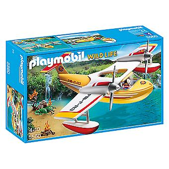 Playmobil 5560 Firefighting Seaplane