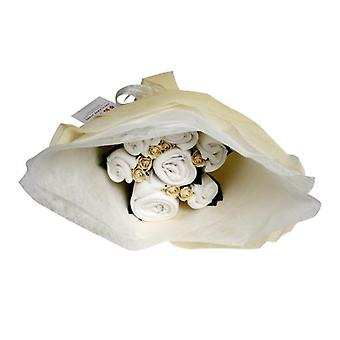 Welcome Bouquet - Classic White