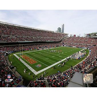 Soldier Field 2014 Photo Print