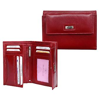 Dr Amsterdam Pompia ladies wallet Red