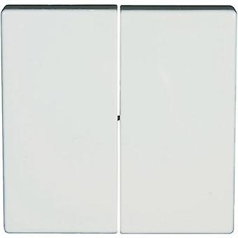 Busch-Jaeger Cover Series switch Solo White