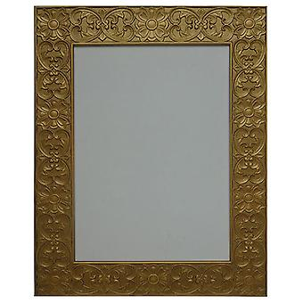 Wellindal Espejo Ming Oro (Home , Decoration , Mirrors)