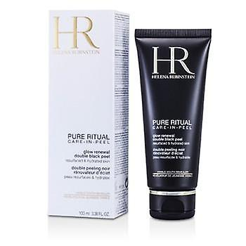 Helena Rubinstein pur rituel Glow Renouvellement Double Black Peel - 100 ml / 3,38 oz