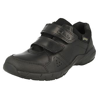 Boys Clarks School Shoes Zevifungtx