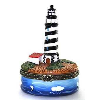 Sea Shore Lighthouse Hatteras NC nipsting boks phb