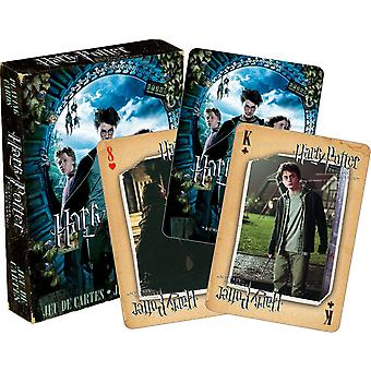 Harry Potter Prisoner of Azkaban set van 52 speelkaarten (+ jokers) (nm 52417)