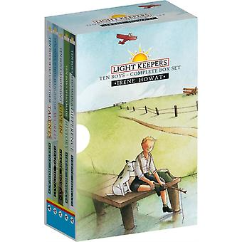 Lightkeepers Boys Box Set: Ten Boys: Boys Complete Box Set (Paperback) by Howat Irene