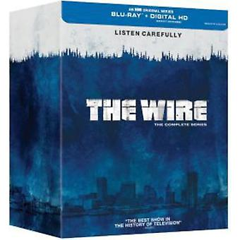 Wire: The Complete Series [BLU-RAY] USA import