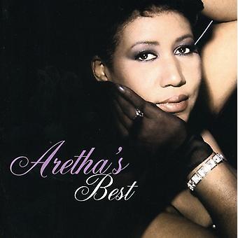 Aretha Franklin - Aretha's Best [CD] USA import