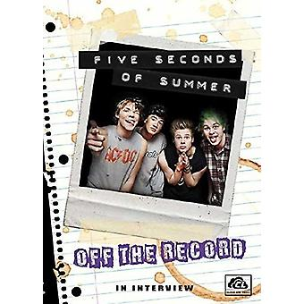 5 Seconds of Summer - Off the Record [DVD] USA import