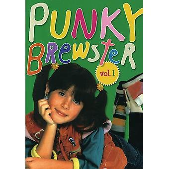 Punky Brewster: Vol. 1 [DVD] USA import