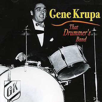 Gene Krupa - at trommeslageren Band [CD] USA import