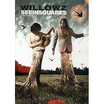 Willowz - Seeinsquares [DVD] USA importerer