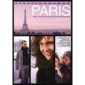 Parijs [DVD] USA importeren