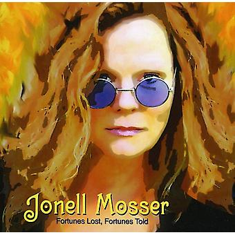 Jonell Mosser - formuer mistet formuer fortalte [CD] USA import