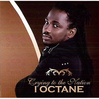 I-Octane - Crying to the Nation [CD] USA import