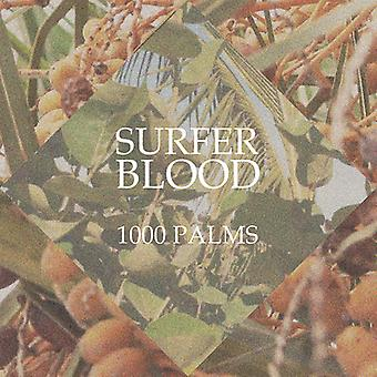 Surfer blod - 1000 Palms [CD] USA importerer
