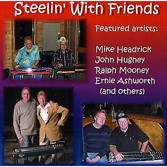 Mike Headrick - Steelin' with Friends [CD] USA import