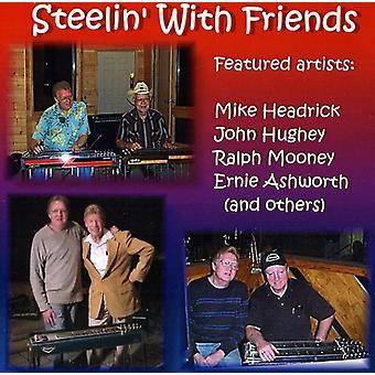 Mike Headrick - Steelin' mit Freunden [CD] USA import