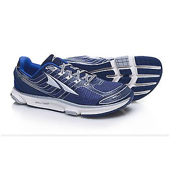 Altra Provision 2.5 Mens Running Shoes Navy/Silver