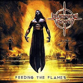 Burning Point - Feeding the Flames [CD] USA import