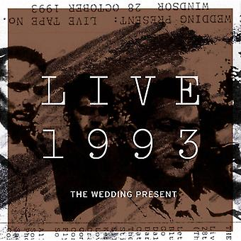 Bröllop Present - Live 1993 [CD] USA import