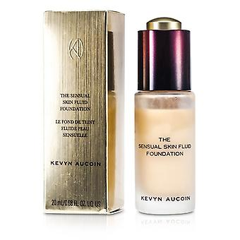 Kevyn Aucoin The Sensual Skin Fluid Foundation - # SF03 20ml/0.68oz