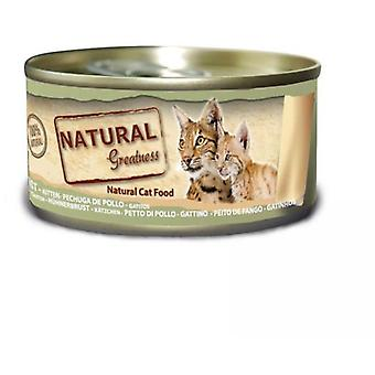 Natural Greatness Chicken Breast - Kittens (Dogs , Cats , Cat Food , Wet Food)