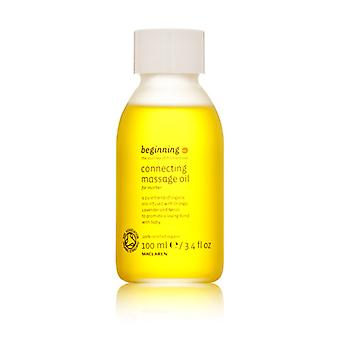 Beginning Connecting Massage Oil 100 ml