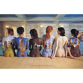 Pink Floyd Back Catalog Poster Poster Print