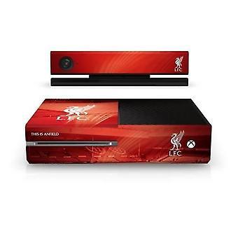 Offiziellen Liverpool FC - Xbox One Konsole Haut