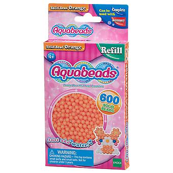 Aquabeads Solid perle Pack - Orange