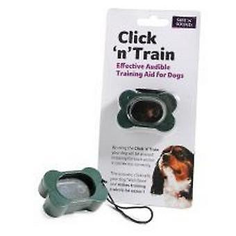 シャープルズ安全 'ñ' クリック音 'N' トレーニングの援助を訓練