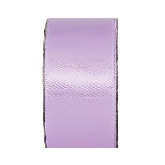 SALE - 25mm Lilac Mist Satin Craft Ribbon - 3m | Ribbons & Bows for Crafts
